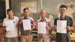 Terindikasi Lakukan Kecurangan, 4 Calkades Daroyon Kecamatan Cileles, Gugat Hasil Pilkades Serentak