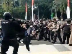 Mahasiswa Dibanting Polisi Saat Unjuk Rasa, ISPI Minta Kapolri Evaluasi Kinerja Kapolda Banten dan Kapolresta Tangerang