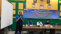 Temu Karya Karang Taruna Kelurahan Pondok Bambu Masa Bakti 2021-2026