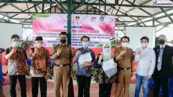 Bupati Ciamis Tutup Acara Pelatihan Upskilling dan Reskilling Guru SMK Pertanian Se-Indonesia